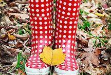 Polka Dots! / by Brenda Hall