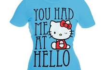 Hello Kitty Crazy / by Awesome Toni