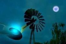 ♥Windmills / *⋆..⁀*ღ,‿☼°⁀❤♡°*⋆..  / by ♥Jan Van Dyke