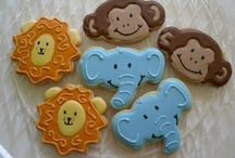 cookie ideas for my little shoppe / by Betty Zaccagni