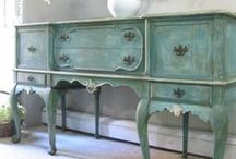 Furniture   Paint It / by Kelly Lemmons