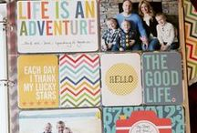 Create | Journals | Project Life Scrapbooks / by Kelly Lemmons