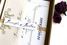 invitations / by Teri Poindexter