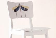 furniture & lights / by Micaela Pecorari