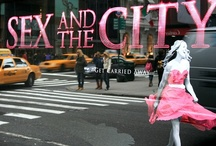 Sex and the City / by Ellen White
