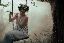 Fairies / A Midsummer Night's Dream / by Ellen White