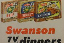 Vintage TV Commercials / by Mary-Elizabeth (née Bullock) Stevenson