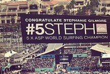 #5STEPH / Thanks for congratulating Stephanie on her 5th world title! Your #5Steph photos helped us raise $6,084.00 for Couer de Foret!   And scroll through all the submitted photos here: https://www.facebook.com/quiksilverwomen/app_356151397790386 / by Quiksilver Women