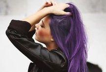 Monica's and Ashley's hair experiment / HAIR FLARE!!! / by Ashley van Zyl
