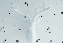 Wallpaper / Great Wallpaper for the bedroom, family room, kids room, kitchen or home / by La Petite Magazine