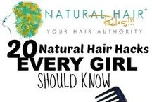 Healthy Hair / by Real Health Magazine