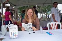 Gitty Daneshvari / by Orange County Childrens Book Festival