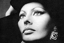 Sophia Loren / by Erna Peters