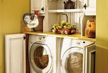 laundry room / by Anne Nichols