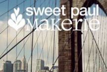 SWEET PAUL MAKERIE * 2 0 1 4 / by the Makerie
