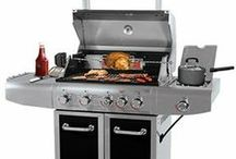 BBQ Grills / Get your Grill on with these hand picked up grills from Home Perfect Grills Collection. Featuring Uniflame, Swiss Grills, Louisana, Vermont Castings, Iroda, much more. / by Home Perfect