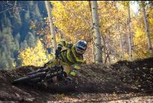 Mountain Biking Park City / A collection of our favorite trails and bike parks. / by Park City Lodging, Inc.