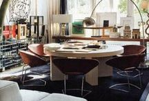 The Home Front... / Houses are cool.  Let's put stuff in them!   / by Jennie Clingan