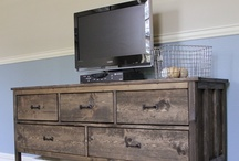 Furniture / by Mandy Strickland