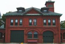 Firehouses / by Barry Campbell