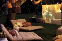 Garden & Backyard Ideas / Garden & Backyard Ideas / by Adele Maxwell