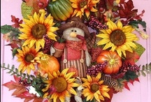Happy Fall Y'all / by Sherita Roberts
