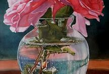 Fantastical Art Projects, Floral Inspirations and Such / by Helen Kilburn