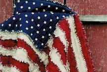 Red, White & Blue / by Sherita Roberts