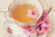 Tea Time / by ✥  ♕  ✥  Kristen Bollman  ✥  ♕  ✥