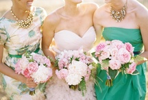 Bridesmaids and Flower Girls / by Hello!Lucky | Eunice & Sabrina Moyle