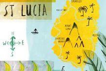 Maps! / by Hello!Lucky | Eunice & Sabrina Moyle