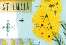 Maps! / by Hello!Lucky | Eunice & Sabrina Moyle