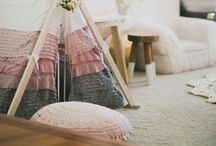 Kid's rooms / {coolest spaces for the littles} / by Kirsty Gungor {lovelies in my life}
