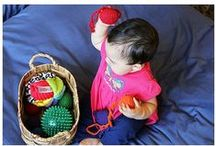 Babies - Activities and Ideas / Baby resources of all kinds ... many Montessori-inspired baby ideas. / by Deb @ Living Montessori Now
