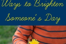 Kindness Projects / by Deb @ Living Montessori Now