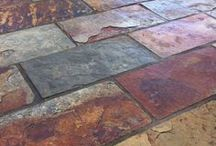 Scarlett's Hardscape / Hardscape consists of things such as patios, driveways, and walkways. We can offer you many choices in hardscape ranging from concrete, to pavers, to natural stone, to crushed rock, to decomposed granite surfaces. All our hardscape choices come in a variety of colors, textures, and styles to fit your individual taste! Check out our website for more information: http://scarlettslandscaping.com/services/hardscape/ / by Scarlett's Landscape, Inc.