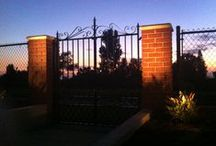 Scarlett's Nightscapes / Nightscape lighting adds a whole new element and elegance to your finished landscape! It provides safety and security, as well as aesthetic value by enhancing focal areas. We pride ourselves on privides our clients with quality lighting systems that will enhance your property for years to come! Visit our lighting page to learn more: http://scarlettslandscaping.com/services/lighting/ / by Scarlett's Landscape, Inc.
