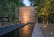 Nightscape Inspirations / Beauty can be found in night shots! / by Scarlett's Landscape, Inc.