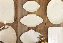 ~DECORATING W/ PLATES~ / by Interiors by Tracy Lee