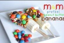 kids treats & food ideas / by Beverly Barragan
