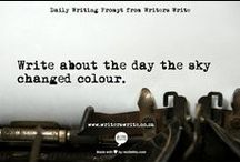 Writing / by Rikki Barley (Simply Sparrow Photography)