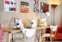Sewing Room Love / by Christen Barber