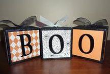 Boo 2 U / by Emily Abney