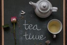 Tea / by Alison Hickey