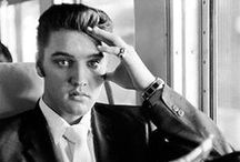 """Elvis   the Wertheimer Photos / When a young freelance photographer in New York City named Alfred Wertheimer started taking photographs of Elvis Presley, he had never even heard of him. When asked what was it about Elvis that made him decide to follow and observe him as a photojournalist, and not for hire? Wertheimer replied that Elvis """"permitted closeness and he made the girls cry.""""  / by Susan Bass"""