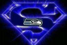 °★SEATTLE SEAHAWKS / Everything Seattle seahawks! / by Kimberly Gregorius-McCann