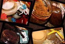 °MY BODY JAR(sugar scrubs,bath salts,bath bombs and cozies,Lipbalm too) / Sugar scrubs, bath salts, bath fizzies, lipbalms / by Kimberly Gregorius-McCann