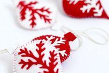 Handmade Ornament Love / by Christen Barber