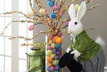 Here Come Spring..and the Easter Bunny / Spring, flowers, bunnies and Easter. It's a new beginning! / by Samma Michelle Sims (SammaSpot)