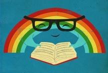 Reading Rainbow / My favorite children's books / by Belinda Wagner